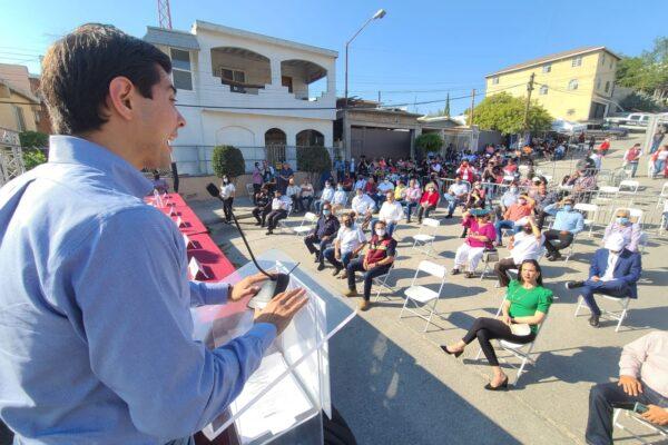 Compromete Diputado Román Cota estrecha cercanía con los ciudadanos y desde el lugar de sus necesidades