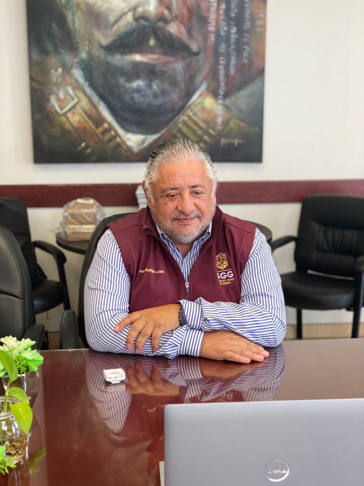 Arturo González Cruz y los regidores podrían incurrir en un delito federal afirma el Secretario General de Gobierno