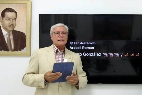Llama Bonilla maleficio para Tijuana a Arturo González Cruz