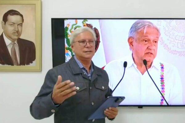 Cuestiona Bonilla a Mario Delgado por Revocación de Mandato en BC