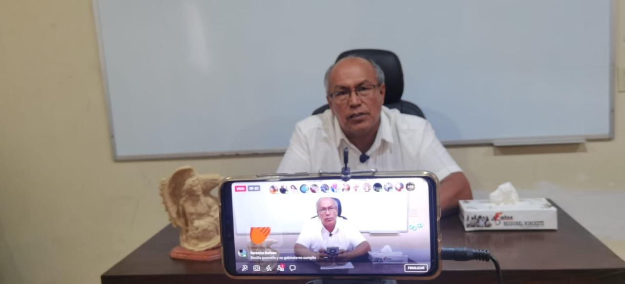 Antorcha encabezará demanda de vacunas a maestros y estudiantes: Ignacio Acosta Montes