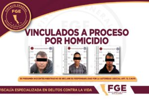 A prisión El Mopet, El Narizón y el Che por homicidio