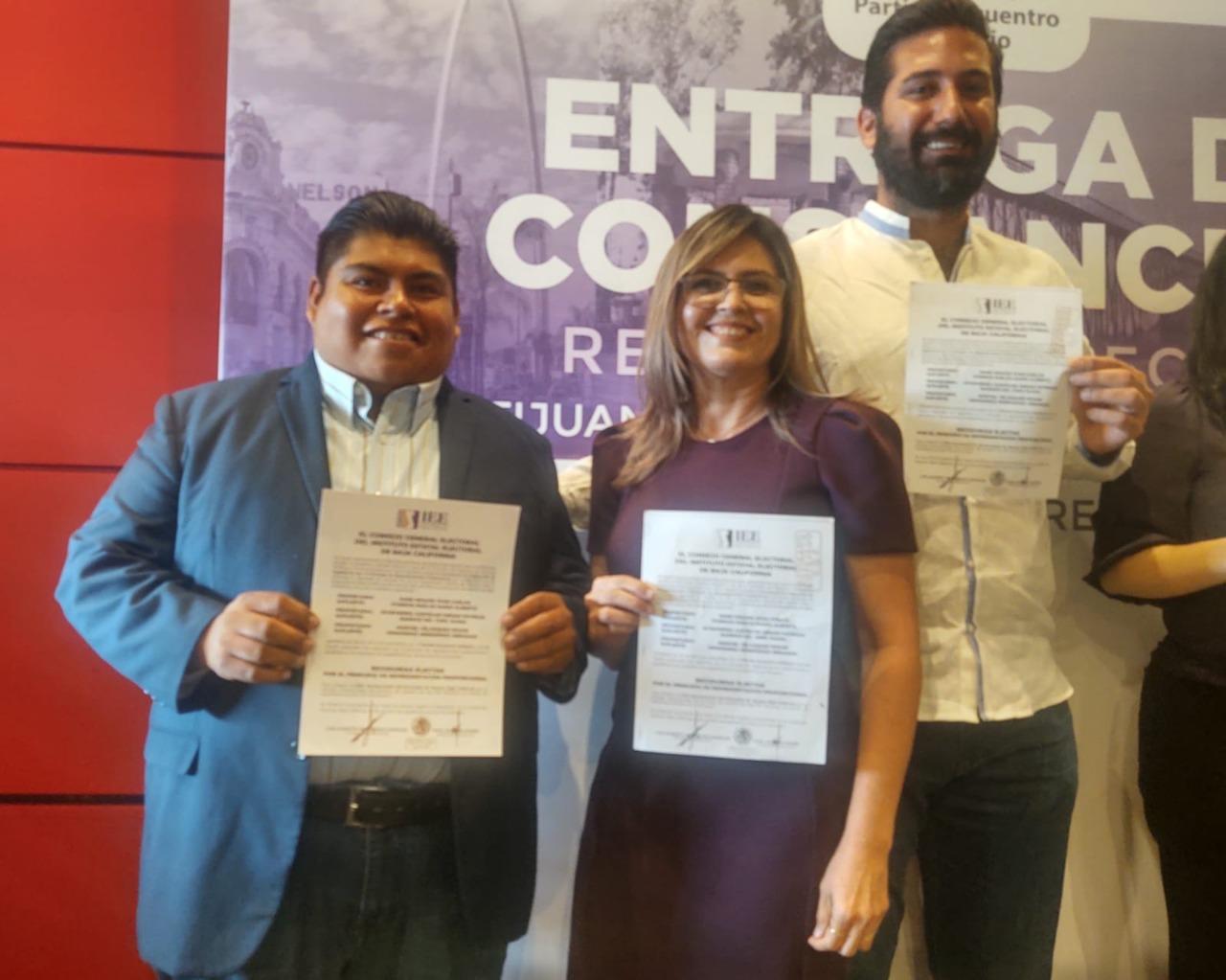 Los intereses de los ciudadanos serán mi bandera: Miriam Echeverría