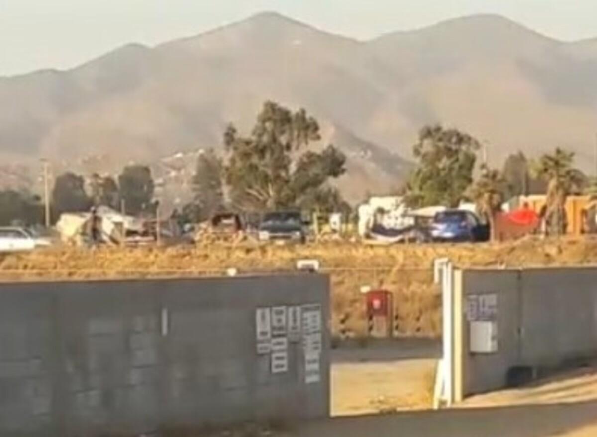 "Invasores provocan riesgo de Seguridad Nacional en ""Valle Redondo"""