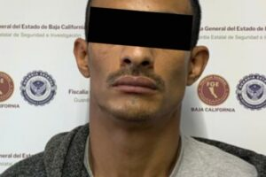 "Capturan a Carlos Humberto ""N"" multihomicida e integrante del crimen organizado"