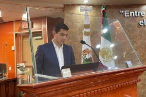 Presenta Diputado Román Cota posicionamiento por falta de medicamentos e insumos en el Hospital General de Tecate