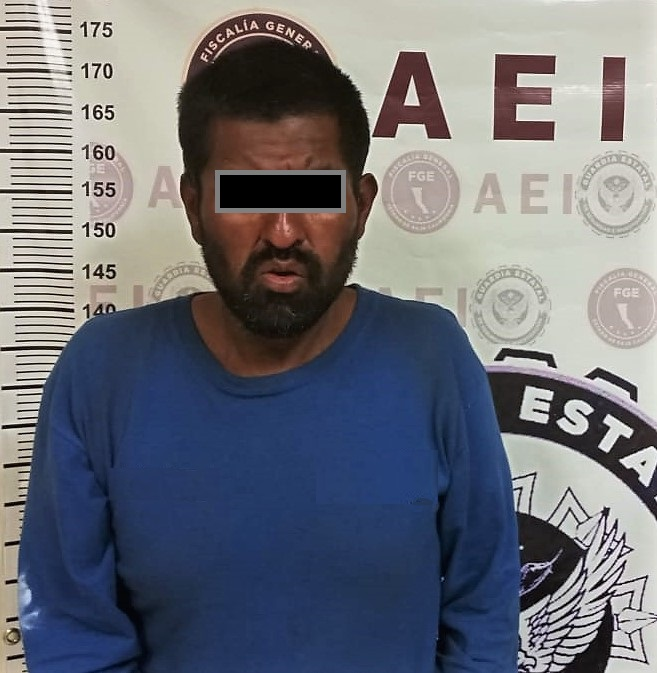 Capturan en Tecate a exhibicionista prófugo de la justicia