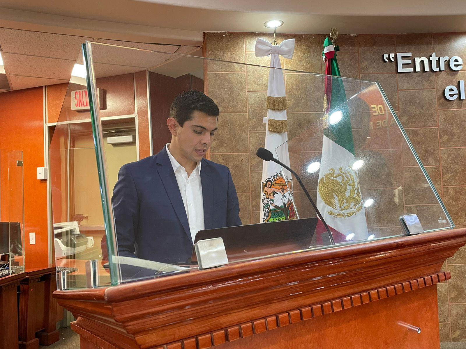 Presenta Diputado Román Cota posicionamiento para restablecer el FORTASEG en el presupuesto de egresos de la federación para el 2022