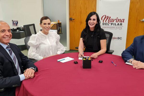 Marina del Pilar nombra a titulares de Economía, Bienestar y Deporte