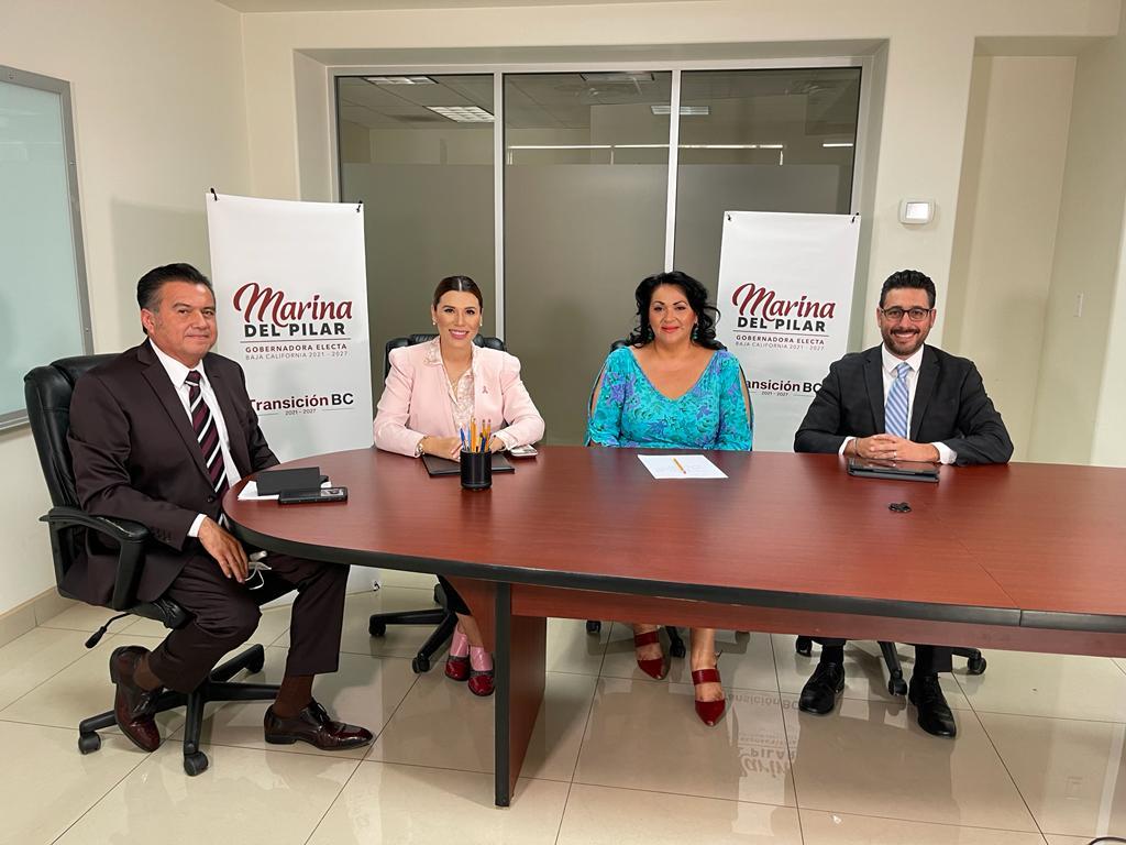 Anuncia Marina del Pilar a próximos titulares del Campo, Turismo y Cultura